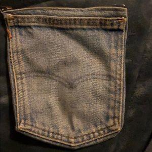 Cute jean bag
